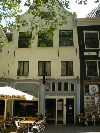 Thorbecke Hotel: Our Apartment block, a few doors down from Thorbecke main hotel