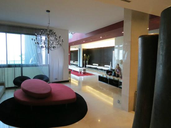 Quinta Mirabela : Hall d'entrée
