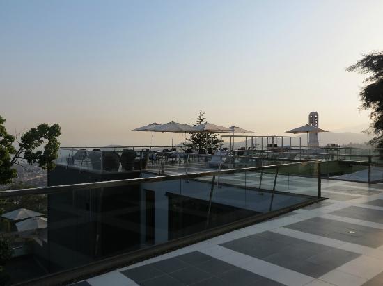 Quinta Mirabela : Terrasse panoramique