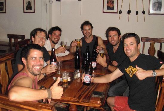 El Nomadico Bar Restaurant: Few drinks with sme friends