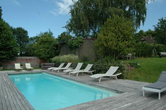 Villa Fol Avril : Swimming Pool