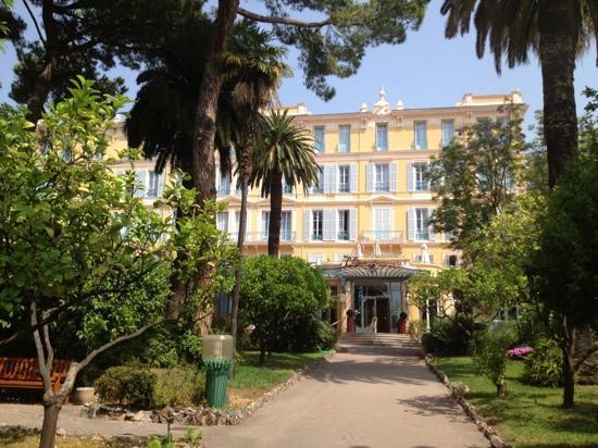 Hotel club Vacanciel Menton: ingresso