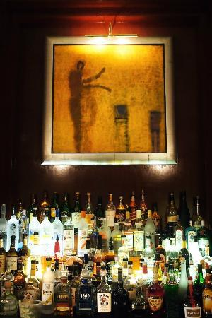 Sheraton Agoura Hills Hotel: Liquid Lounge