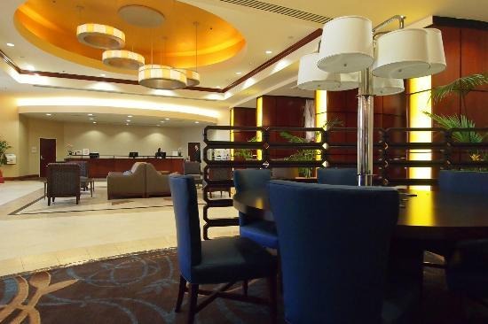Sheraton Agoura Hills Hotel: Link@Sheraton experienced with Microsoft