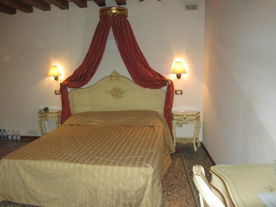Locanda Barbarigo: Room:Tris
