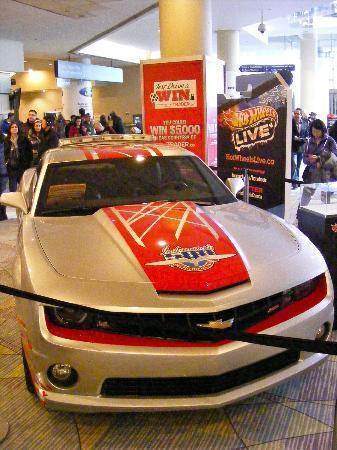 Metro Toronto Convention Centre: Canadian International Auto Show