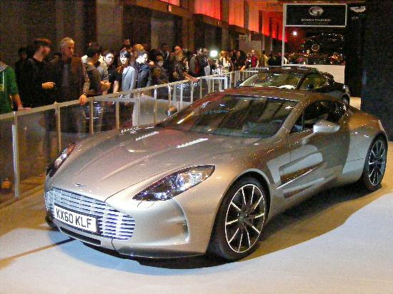 Aston Martin At Auto Show Picture Of Metro Toronto Convention - Auto convention