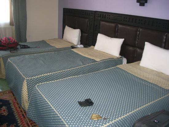 Hotel Akouas: Camera da letto 1