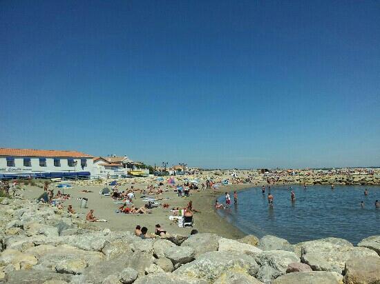 Plage photo de saintes maries de la mer beach saintes - Office du tourisme sainte marie la mer ...