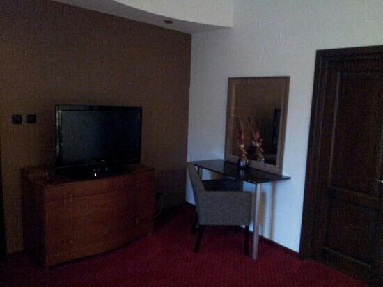 Bacau, Romania: Room 101