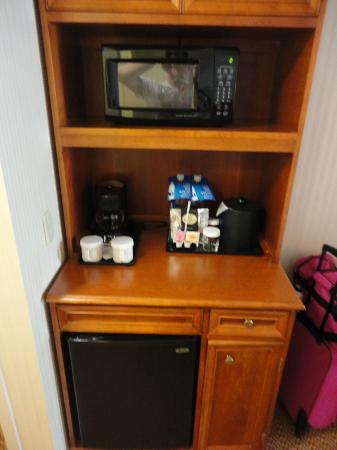 Hilton Garden Inn Milwaukee Park Place: Kitchenette
