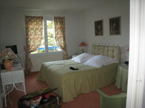 Domaine de Bassibe : chambre