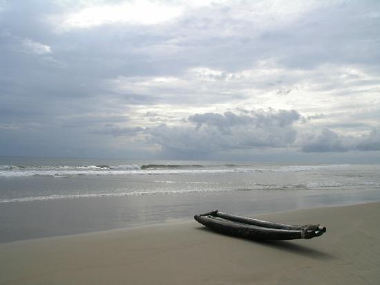 Magnolia Guesthouse: Beach