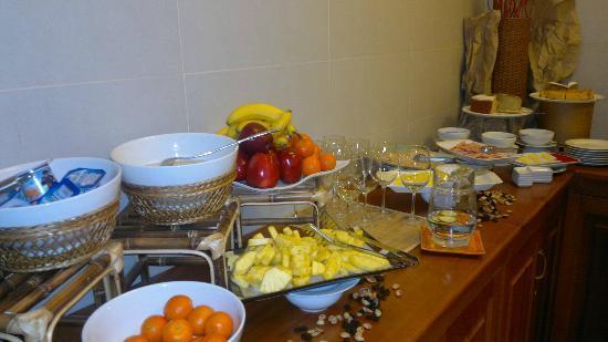 Hotel Loreto: Cafe da Manhã