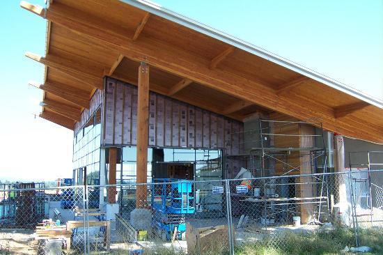 Stoller Vineyards: Stoller's New Tasting Room