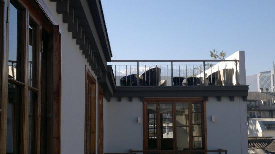 Hotel Loreto : Vista Da Sacada