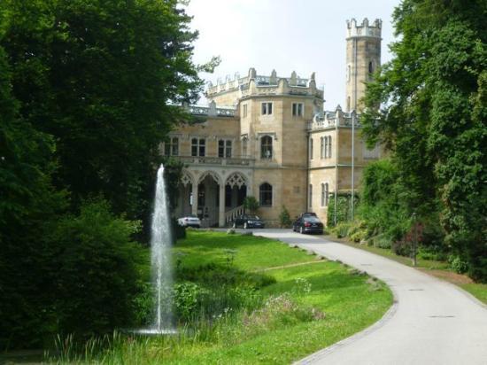Schloss Eckberg: Schloss