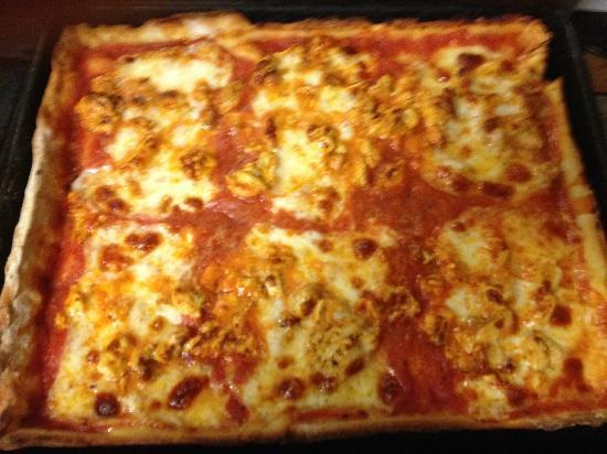 Lazzara S Pizza Cafe New York Ny