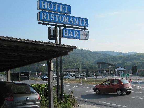 Hotel Ristorante Sanremo: Hotel Sanremo Vista Ristorante Via Garessio