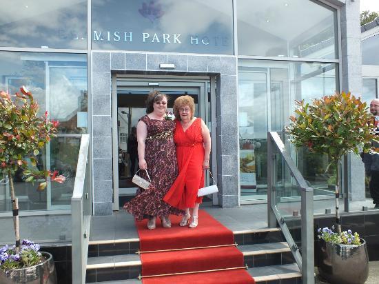 Beamish Park Hotel: front enterance
