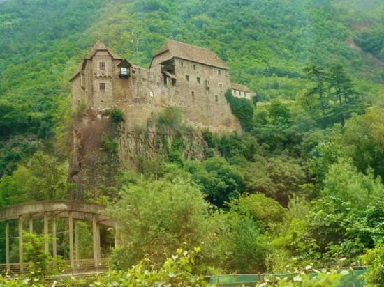 Castel Roncolo - Schloss Runkelstein: Castel Roncolo