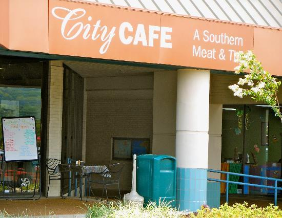 City cafe brentwood menu prices restaurant reviews for Dining near brentwood tn
