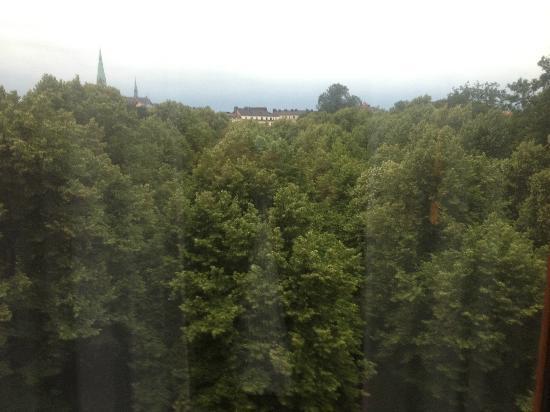 Elite Eden Park Hotel: view