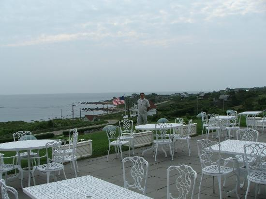 Spring House Hotel: terrace