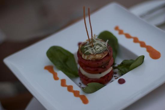 Grace's Cottage: caprese