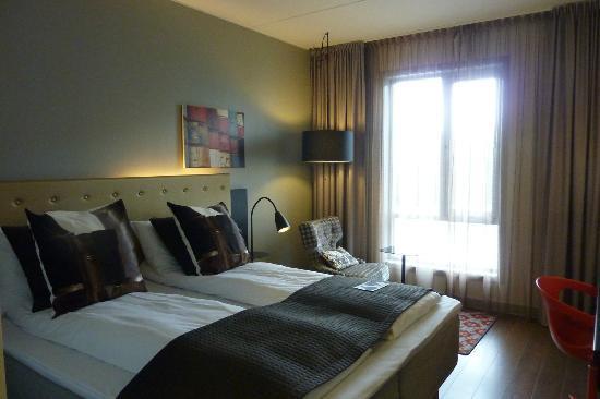 Scandic Stavanger Forus: Doppelzimmer