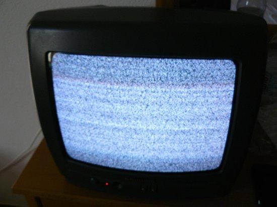 Colina do Mar Hotel: Televisore rotto per tutta la durata del soggiorno: gli ultimi 3 g solo un canale in francese