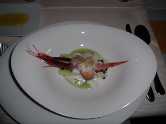 Ristorante Casa Grugno: Part of a 9 meal course