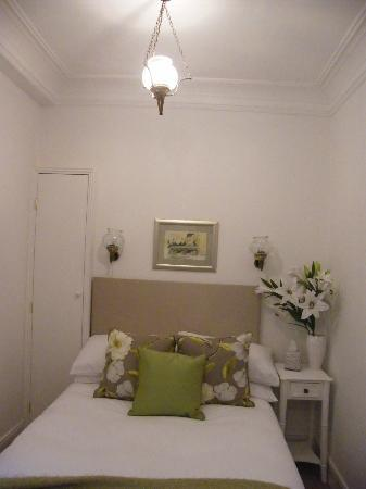 Craigvar: Beige room (small double / single room)