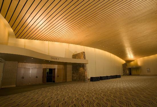 Lobby of the Palm Springs Convention Center