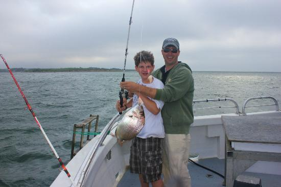 OceanQuest: Big fishing fun!