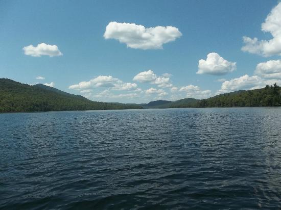 Taylor Pond: Middle of lake