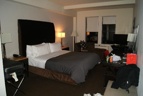 The Court – A St Giles Hotel: la habitación