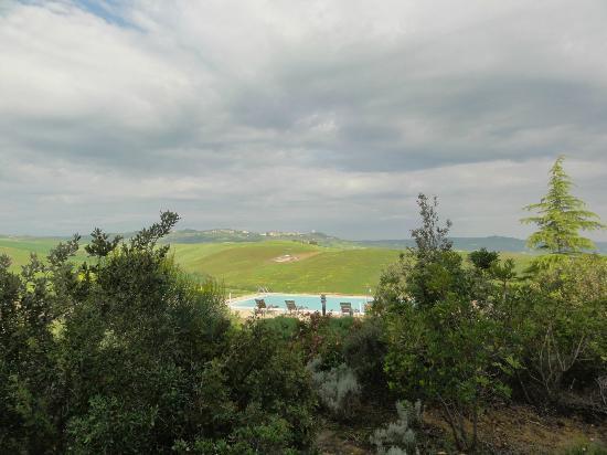 Agriturismo I Savelli:  piscine et jardin