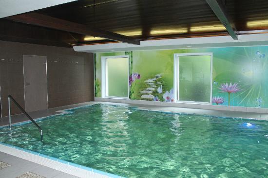 Piscine bild von hotel muller niederbronn les bains for Piscine niederbronn