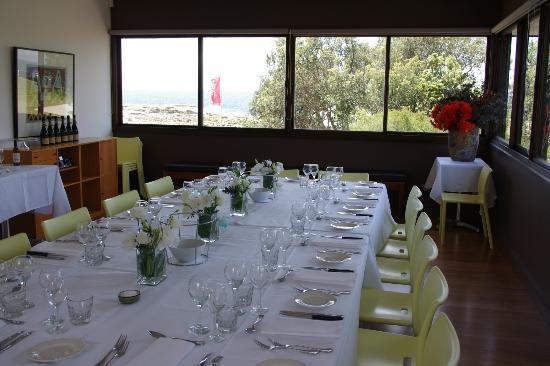 Seasalt Cafe: Seasalt's private room