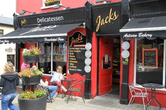 Jacks Bakery Jack\u0027s front door. Notice the award plaques! & Jack\u0027s front door. Notice the award plaques! - Picture of Jacks ...