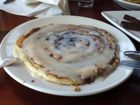 Word of Mouth: Cinnamon pancake
