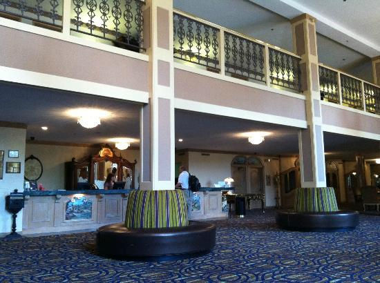 The Cau Hotel And Conference Center Renovated Lobby