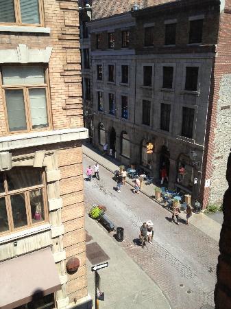 Auberge du Vieux-Port: Rue St Paul