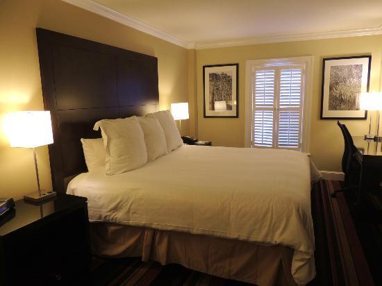 Hotel Le Marais: room 406