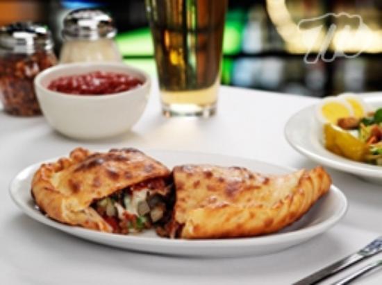 Minsky's Pizza: Minsky's Gourmet Calzone