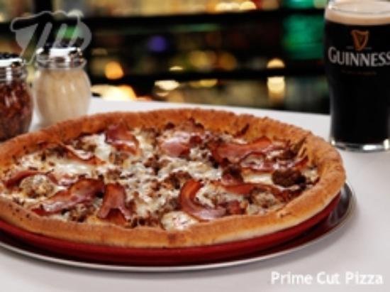 Minsky's Pizza : Minsky's Prime Cut Pizza