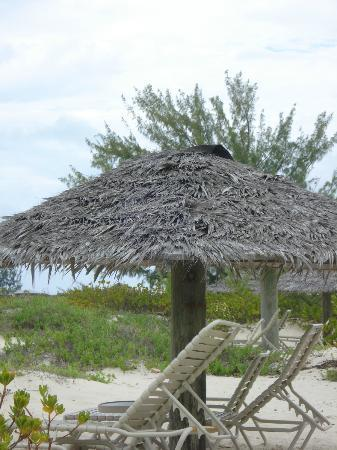 The Meridian Club Turks & Caicos: tiki huts