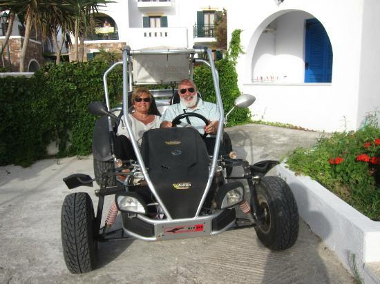 Ilion Hotel: Dune Buggy rental nearby