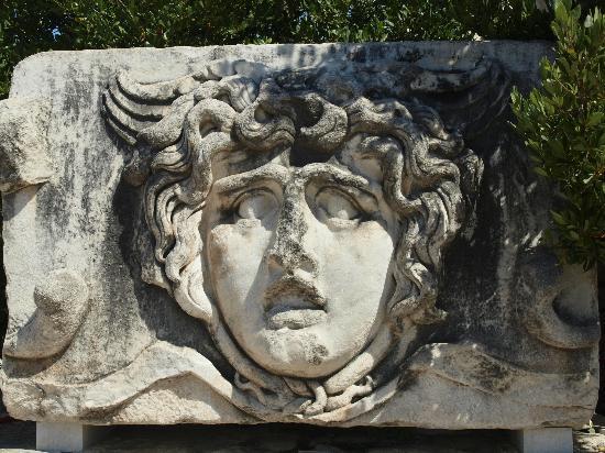 Didim, Turkey: Medusa